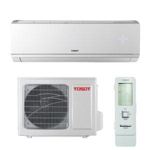 Кондиционер инверторный Tosot GL-24ZS HANSOL Winter Inverter R32 (-25℃) Wi-Fi