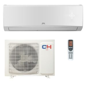 Кондиционер инверторный Cooper&Hunter CH-S18FTXE-NG Alpha NG Inverter (Wi-Fi)