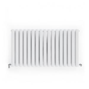 Радиатор дизайнерский IDEALE ADELE 12 17/550 белый (H)