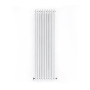 Радиатор дизайнерский IDEALE GLORIA 11 9/1800 белый матовый