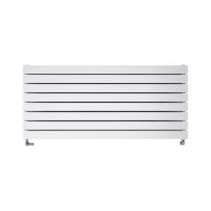 Радиатор дизайнерский IDEALE VITTORIA H 11 8/1200 белый глянцевый
