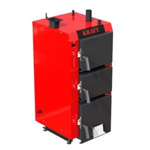 Твердотопливный кoтел длительного горения Kraft S 30 кВт